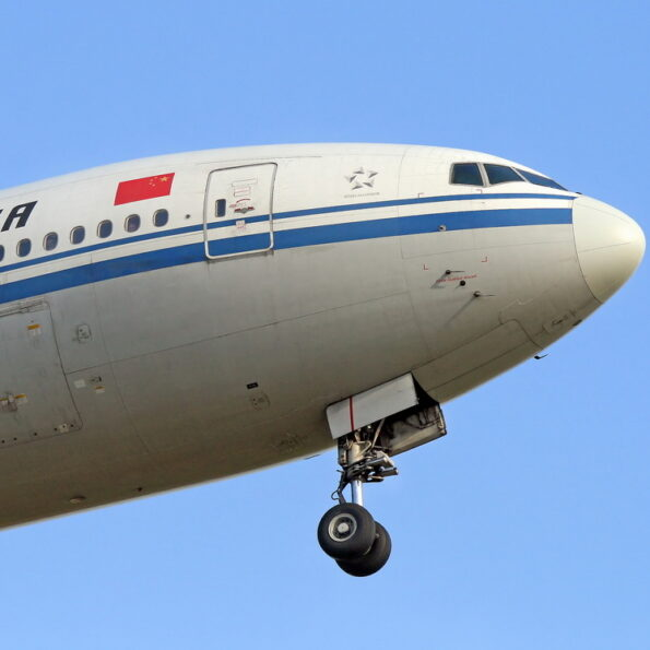 Air China Boeing 777 Aviationtag