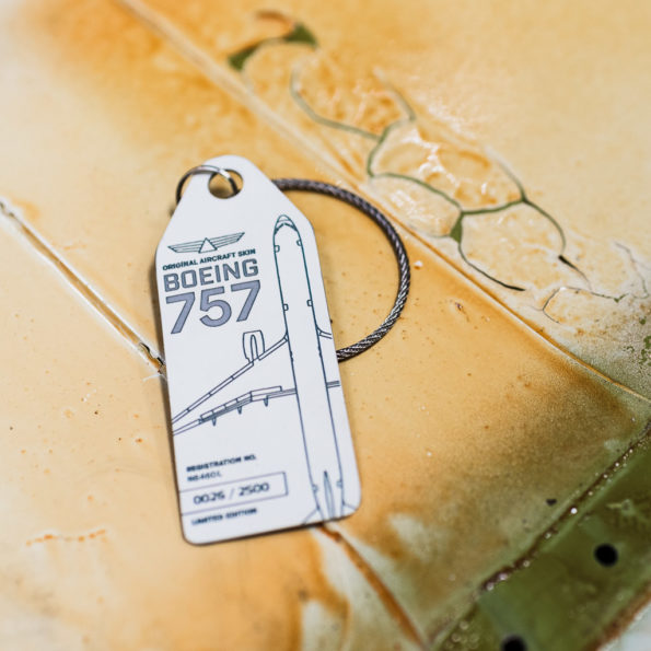Delta Airlines Boeing 757 Aviationtag