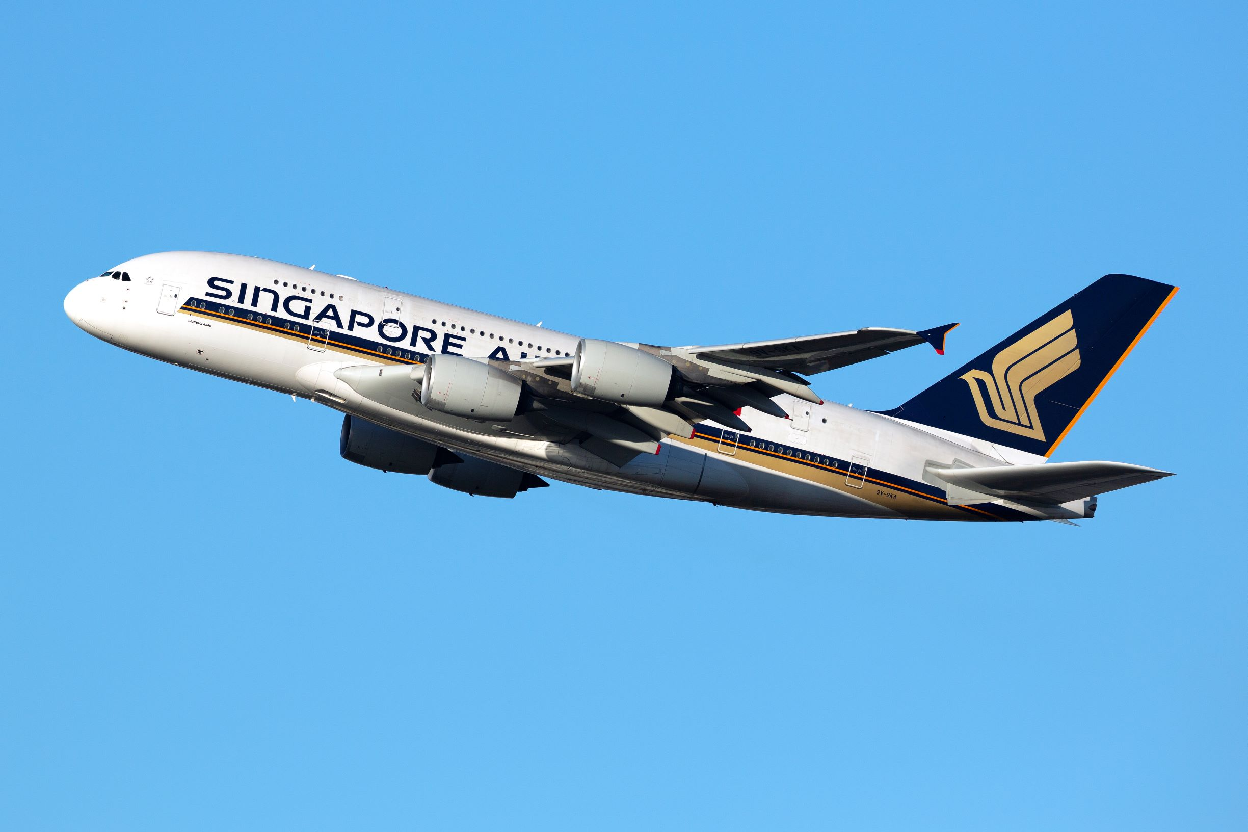 Singapore Airlines Airbus A380 Aviationtag Edition