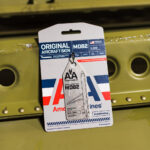 American Airlines MD82 Aviationtag N922TW