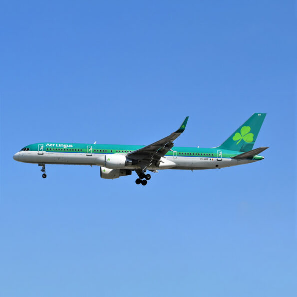 Aer Lingus Boeing 757 EI-LBT Aviationtag Edition